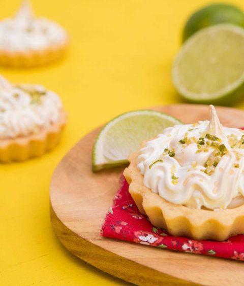 Tortinha de Limão