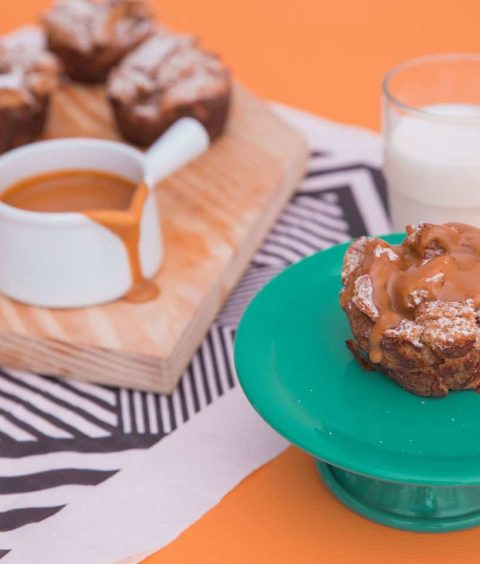 Muffin de Torradas
