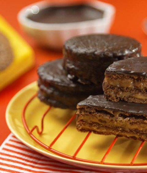 Alfajor de Biscoito Maria