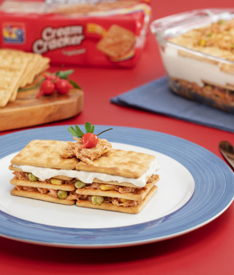 Empadão de Cream Cracker Fortaleza